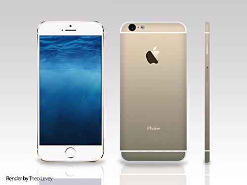 Apple iPhone 6 16 GB Unlocked, Gold International Version