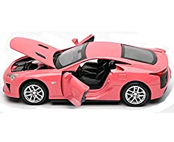 GYZS-TOY 1:32 Alloy Car Model Simulation McLaren Lexus Toyota Toy Car Sound and Light Pull Back Car by GYZS-TOY