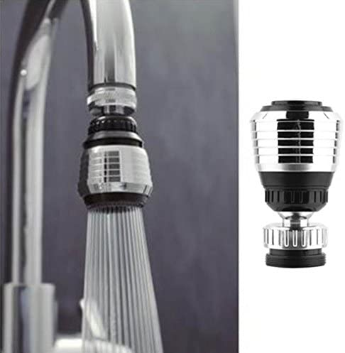 2 unidades accesorios filtro de grifo con junta de sellado para cocina y cuarto de ba/ño difusor Gshy Filtro de grifo de ahorro de agua