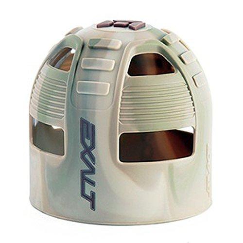 Exalt Paintball Carbon Fiber Tank Grip Cover All Sizes - Camo by Exalt