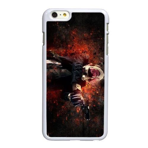 B8Q42 PAYDAY The Heist T4N4LX coque iPhone 6 4.7 pouces Cas de couverture de téléphone portable coque blanche IK2XDK1VP