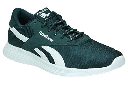 Reebok Royal Ec Ride, Zapatillas de Deporte Para Hombre Gris (Forest Grey / White)