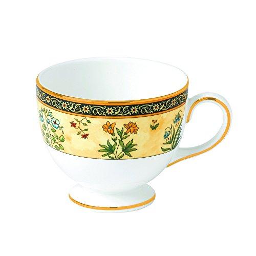Wedgwood India Teacup, 5 oz, Multicolor