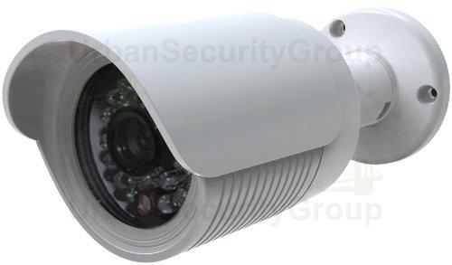 (HD IP Network Bullet Security Camera - 1MP 720p - 3.6, 4, 6, 8, 12, 16mm Lens Options - Home/Business Video Surveillance - Outdoor/Indoor IP66 Weatherproof Vandalproof 36 IR LEDs)