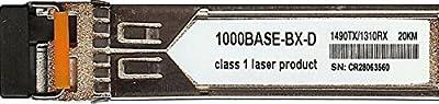 Transition Networks Compatible TN-SFP-BXD2 - 1000BASE-BX-D Bi-Directional SFP Transceiver