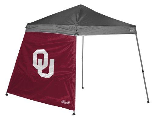 NCAA Oklahoma Slant Canopy Wall
