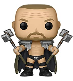 Funko POP Styles May Vary Multicolor 29030 Accessory Toys /& Games Collectible Figure WWE: WWE Jake The Snake