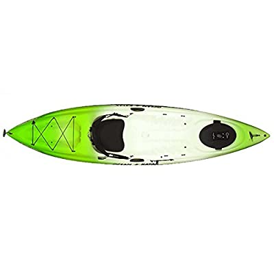 Ocean Kayak Caper Classic One-Person Recreational Sit-On-Top Kayak