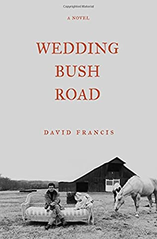 book cover of Wedding Bush Road