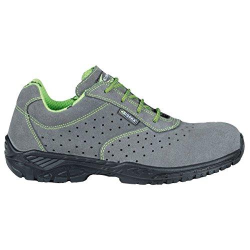 Cofra Trissino S1P SRC–zapatos de seguridad talla 36GRIS