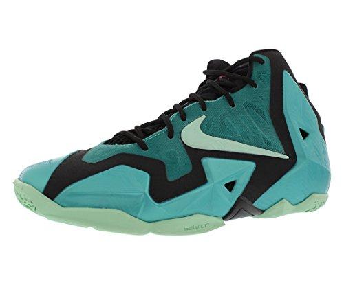 Nike Lebron Vii Game (Nike LeBron XI Gradeschool Kid's Basketball Shoes Size US 7, Regular Width, Color Turquoise/Mint/Black)