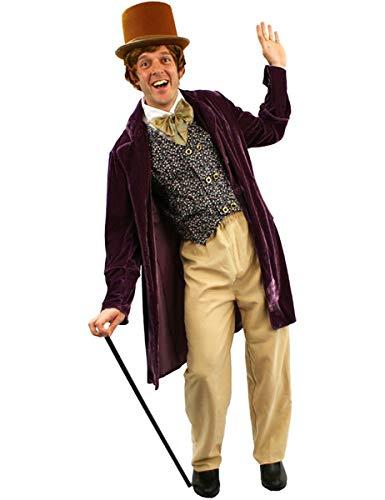 Adult Chocolate Man Costume -