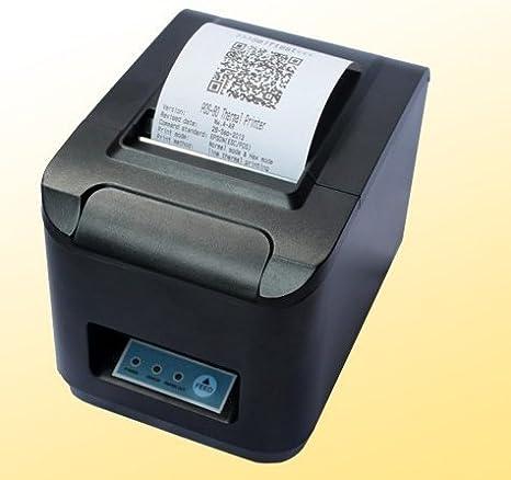 GOWE 80 mm inalámbrica impresora térmica de recibos ...