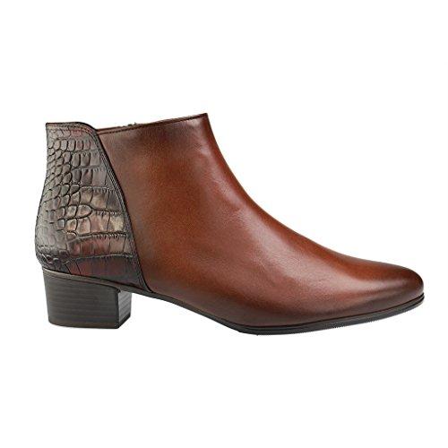 Gabor 55.600.88 - Botas de Piel para mujer marrón