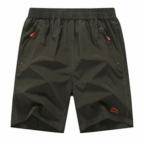 Zip Dry Shorts - 3
