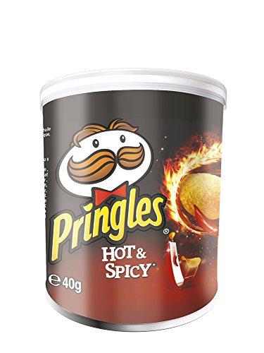 Spicy Potato (Pringles 1 Hot & Spicy Potato Chips, 40G)