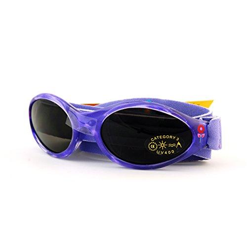 enfants pour de soleil nbsp;lunettes nbsp;– BabyBanz ovales Violet nUqp6Awn