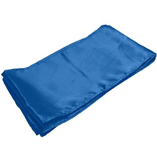 Dobelove Kung Fu Satin Sash Belt (Blue)