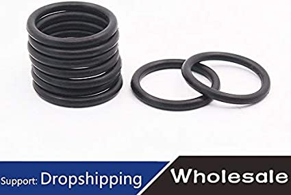 Color : 9.5x6.5x1.5mm, Size : 150pieces NMSB 50PC//lot Rubber Ring NBR Sealing O Ring CS 1.5mm OD4//4.5//5//5.5//6//6.5//7//7.5//8//8.5//9//9.5//10//10.5mm O-Ring Seal Gasket Ring Washer