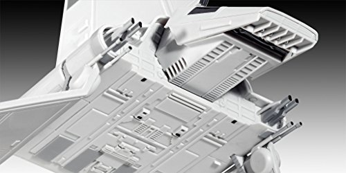 Revell- Maqueta Star Wars Imperial Shuttle Tydirium, Easy Kit Modelo, Escala 1:106 (6716)(06716), 19,1 cm de Largo (