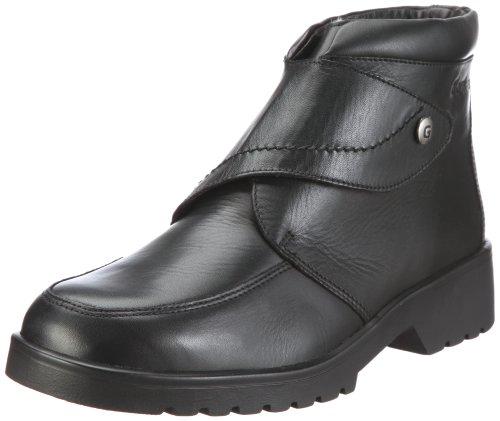 Ganter Ellen, Weite G 2-205511-01000 - Botas de cuero para mujer Negro