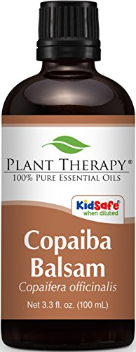 Copaiba Essential Oil 100 Undiluted Therapeutic