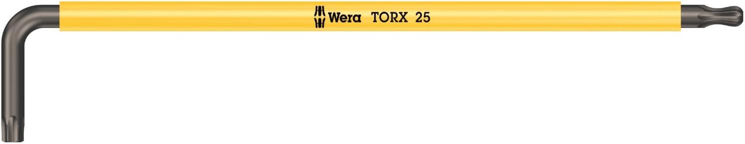 Wera 05024488001 967 SXL TORX Winkelschl/üssel Multicolour lang TX 30