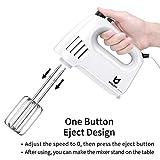 Hand Mixer Electric, Utalent 180W Multi-speed