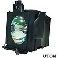 Uton ET-LAD55 Replacement Projector Lamp with Housing for PANASONIC Projectors