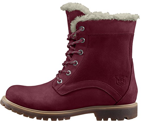 Hansen W 117 Marion Boots Red Helly Women's Sperry Natura Gum Port Snow dFw4qtaEx