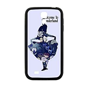 Custom Alice in Wonderland – Cheshire Cat Art Case for Samsung Galaxy S4
