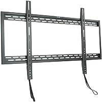VIVO Extra Large Heavy Duty Flat Panel TV Wall Mount Bracket | Fits 60 62 65 70 75 78 80 90 100 Flat Screens (MOUNT-VW100F)