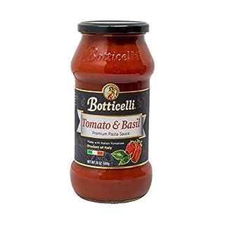 Botticelli Tomato & Basil Premium Pasta Sauce (24oz) (2)