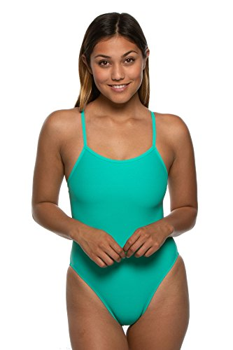05ea2640aab JOLYN Women s Fixed-Back Chevy One-Piece Swimsuit (30