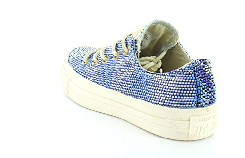 Converse All Star Ox Donna Sneaker Blu