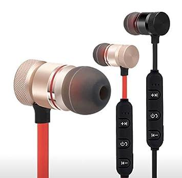 UP auriculares deportivos magnéticos con cable, auriculares ...
