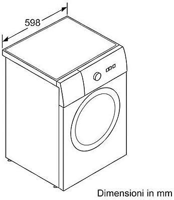 Bosch Lavadora WAT24428IT Avantixx Vario Perfect 8 kg clase A + + ...