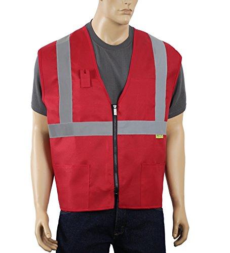 Safety Depot Pockets Visibility Reflective