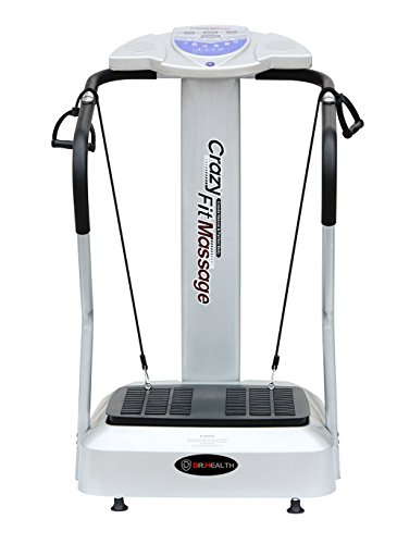 Ancheer Full Body Vibration Platform Fitness Massage Machine Exercise Trainer Plate 1000W