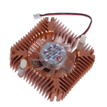 alicenter (TM) Ventilador silencioso de refrigeración ...
