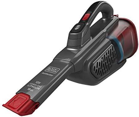 BLACK+DECKER BHHV315J-QW - Aspirador de mano sin cable 12V (1.5Ah), 700ml: Amazon.es: Hogar