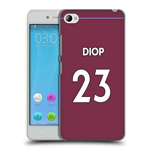 Official West Ham United FC ISSA Diop 2018/19 Players Home Kit Group 2 Hard Back Case for Lenovo S90 Sisley