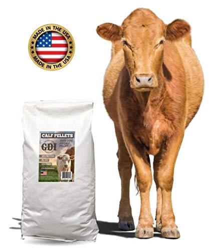 GDI Calf Pellets 50lb Bag