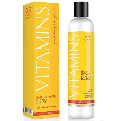 Nourish Beaute Vitamins Shampoo