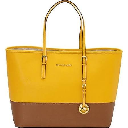 Michael Kors Handbags Luggage Color - 1