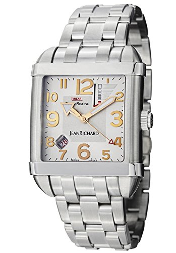 jeanrichard-paramount-square-linear-power-reserve-mens-silver-dial-automatic-watch-62118-11-11a-11a