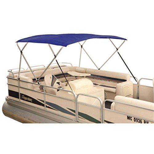 Atwood 369NV) Traditional Bimini Top, Navy