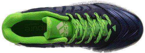 adidas Crazyquick 2 Low Zapatillas de baloncesto para hombre - verde Blue
