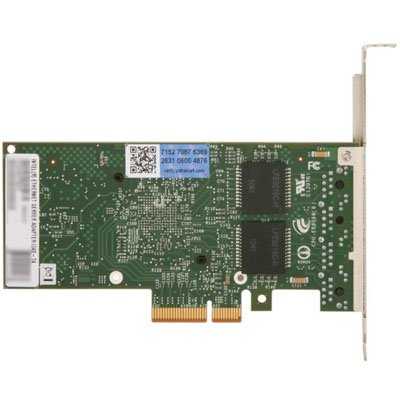 Intel E1G44HTBLK PCIe x4 1000 Mbit/s Network Adapter