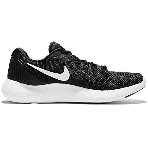 Zapatillas de running Nike Lunar Men para hombre Black / White-Cool Grey 9.5